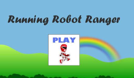 Running robot ranger