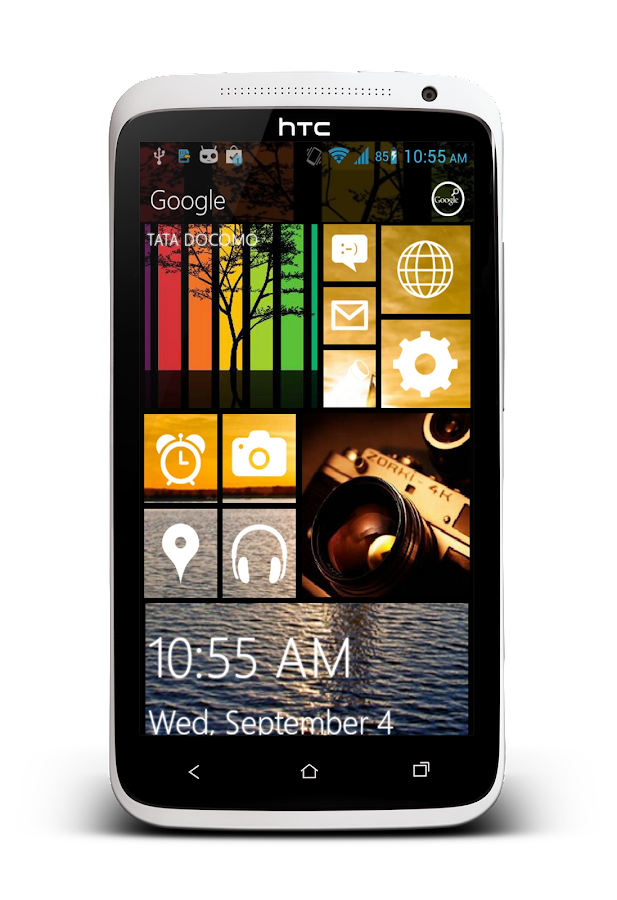 Windows 8 Launcher - screenshot