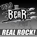 WRBR FM – 103.9 The Bear logo