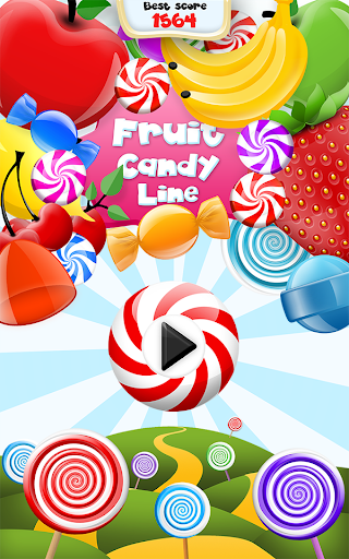 Fruit Candy Line