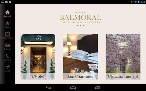 Le Balmoral