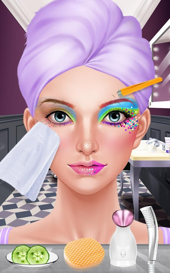 Face Paint Beauty SPA Salon- screenshot