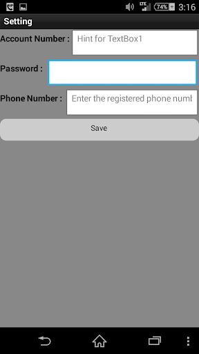 MyVoice: VOIP SIP & Callback 1.9.2.1 screenshots 6