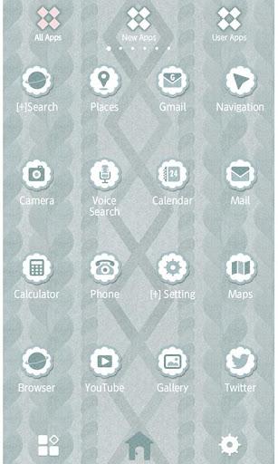 Simple Wallpaper Knitted Mint 1.0.1 Windows u7528 2