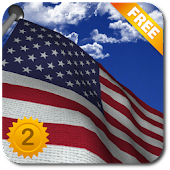 American Flag - LWP