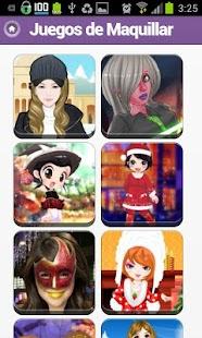 Juegos de Maquillar - screenshot thumbnail