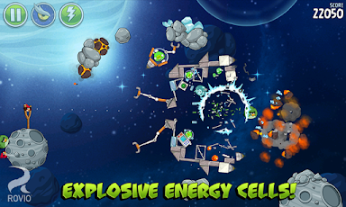 Angry Birds Space Premium Screenshot 28
