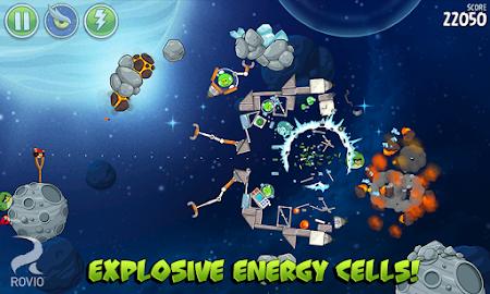 Angry Birds Space Premium Screenshot 24