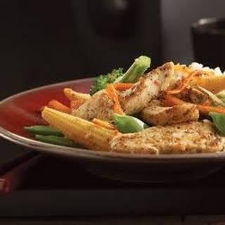 Chicken Stir Fry.