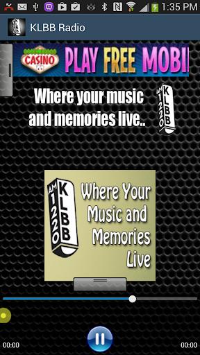 KLBB Radio