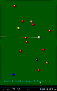 Snooker - screenshot thumbnail