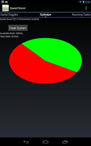 Speed Boost Pro v4.1.3 APK