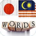 Flags of asia guess word icon