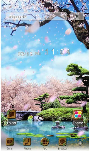 ZEN Four Gardens Wallpaper 1.4 Windows u7528 1