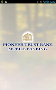 Pioneer Trust Bank Mobile Bank - screenshot thumbnail