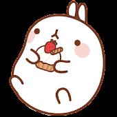 몰랑이도넛 카카오톡 테마