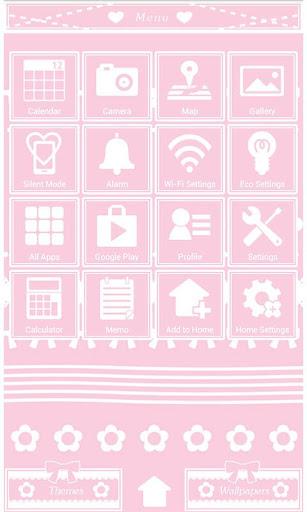 Cute Wallpaper Pretty Pink 1.0 Windows u7528 3