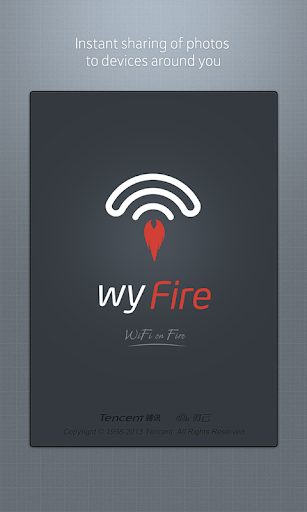 wyFire - WiFi File Transfer