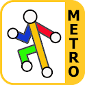 Tyne and Wear Metro icon