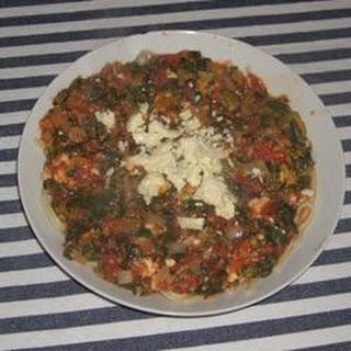 Flash-Blasted Broccoli and Feta Pasta Recipe