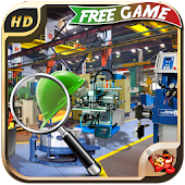 Factory - Free Hidden Objects
