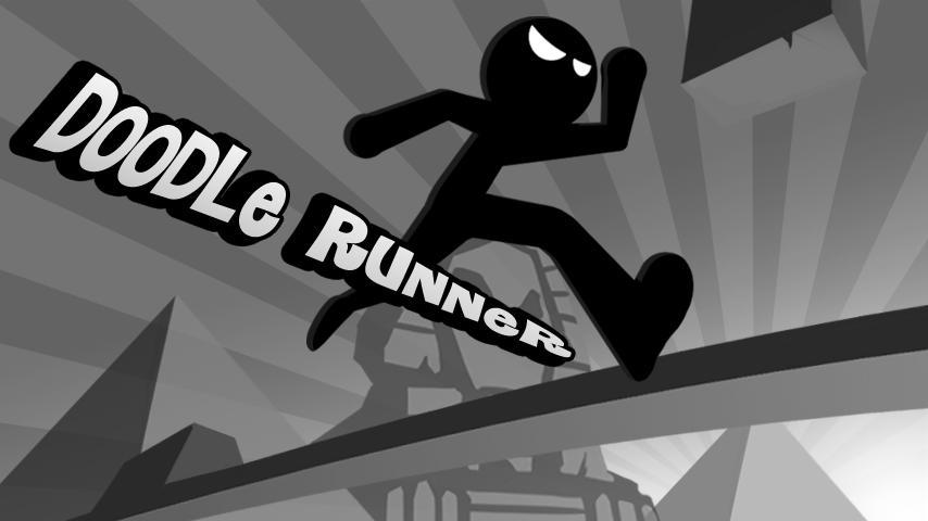 Doodle Runner - screenshot
