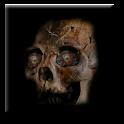 Skull Halloween FULL logo