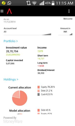 Avendus Wealth Mobile