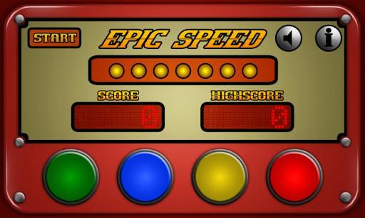 Epic Speed