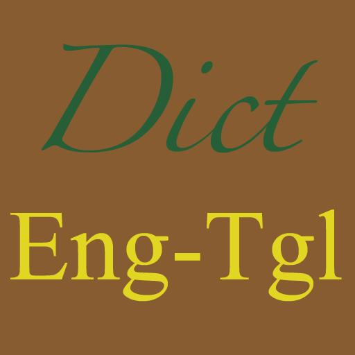 English Tagalog Dictionary LOGO-APP點子