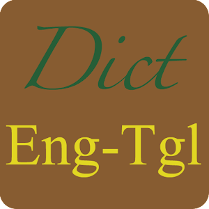 English Tagalog Dictionary 書籍 App LOGO-硬是要APP