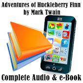 Huckleberry Finn eBook & Audio