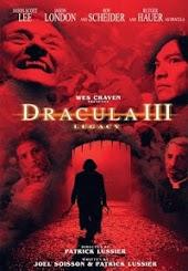 Wes Craven Presents: Dracula III - Legacy