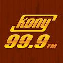 99.9 KONY icon