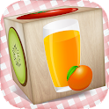 Food Blocks game for Kids icon