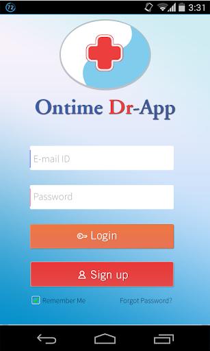 Ontime Dr-app