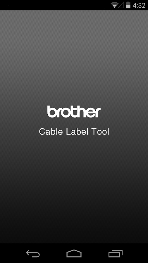 Mobile Cable Label Tool- screenshot
