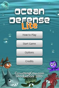 Ocean Defense Lite - screenshot thumbnail