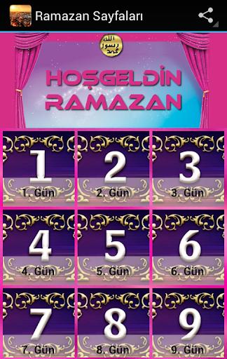 Ramazan Sayfaları