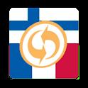 Suomi-Ranska-Suomi Sanakirja logo