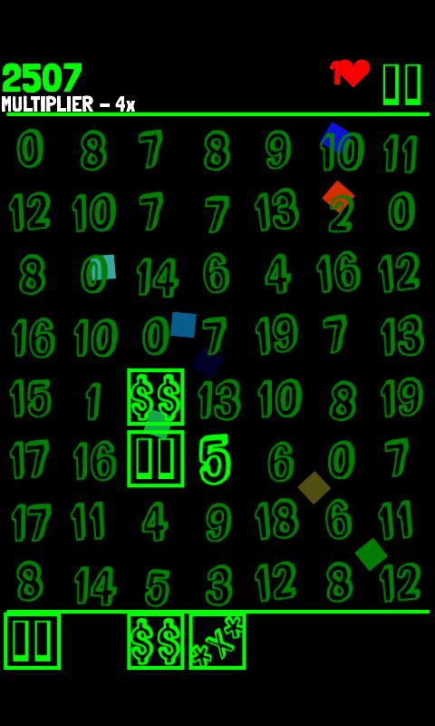 The Number Fun Game - screenshot