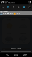 Screenshot of Alarm Weather (Alarm Clock)