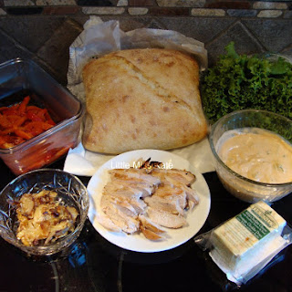 My #UltimateSandwich – Sweet with Heat Grilled Chicken Sandwich!