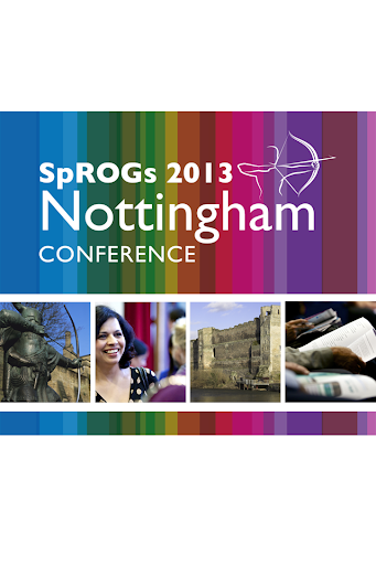 SpROGs 2013