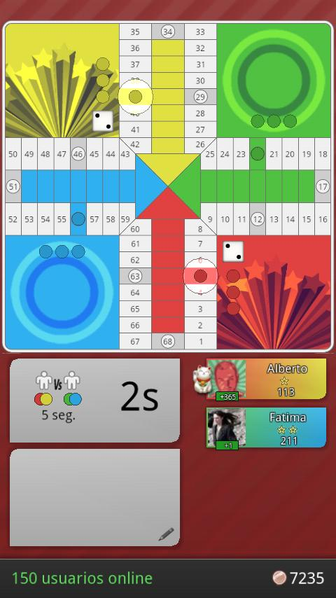 Locos por el Parchis (Ludo) - screenshot