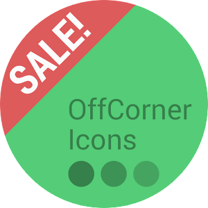 OffCorner Round Icon Pack