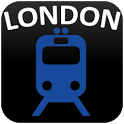London Tube and Rail Map Free icon