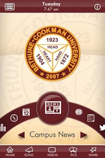 Bethune-Cookman University - screenshot thumbnail