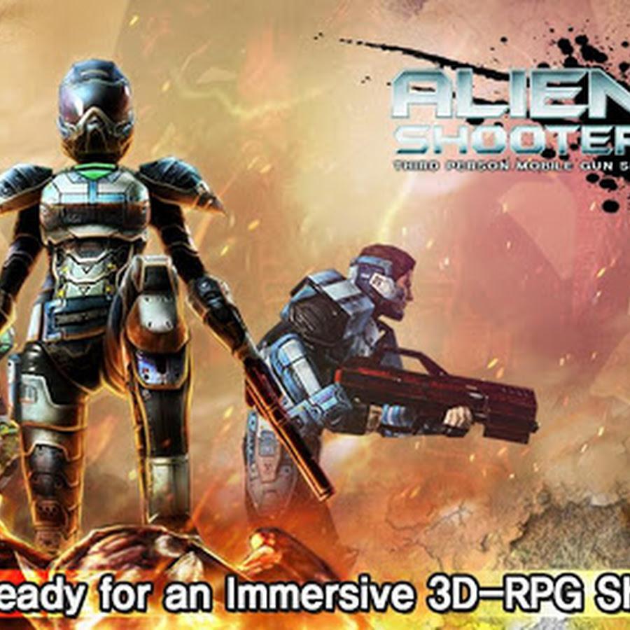 لعبة القتال والتشويق : Alien Shooter EX v1.02.09 كاملة