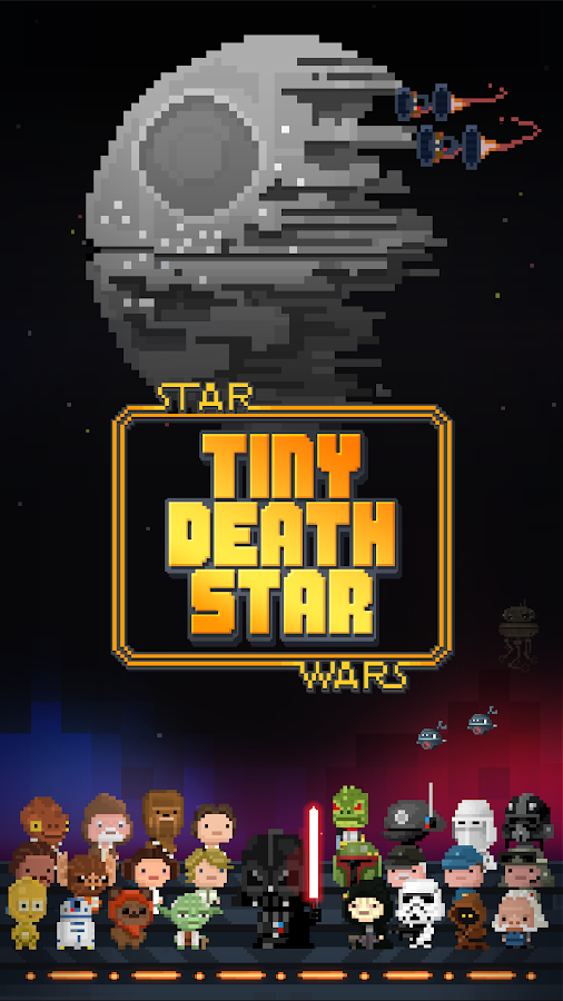 Star Wars: Tiny Death Star - screenshot